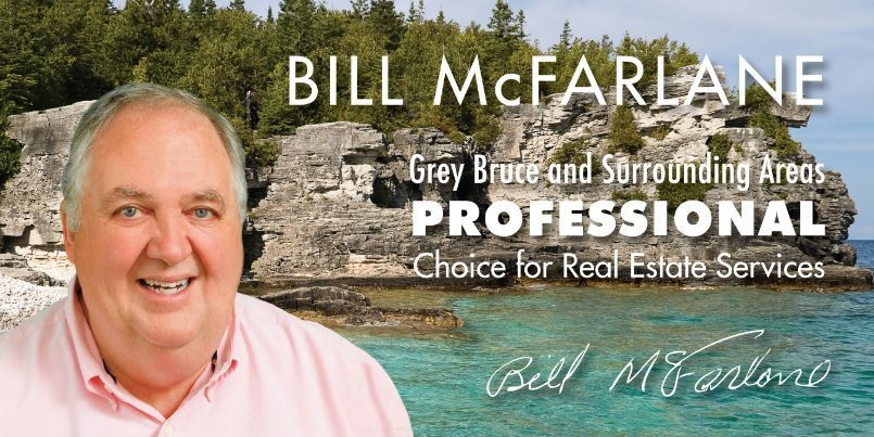Owen Sound Realtor Bill McFarlane