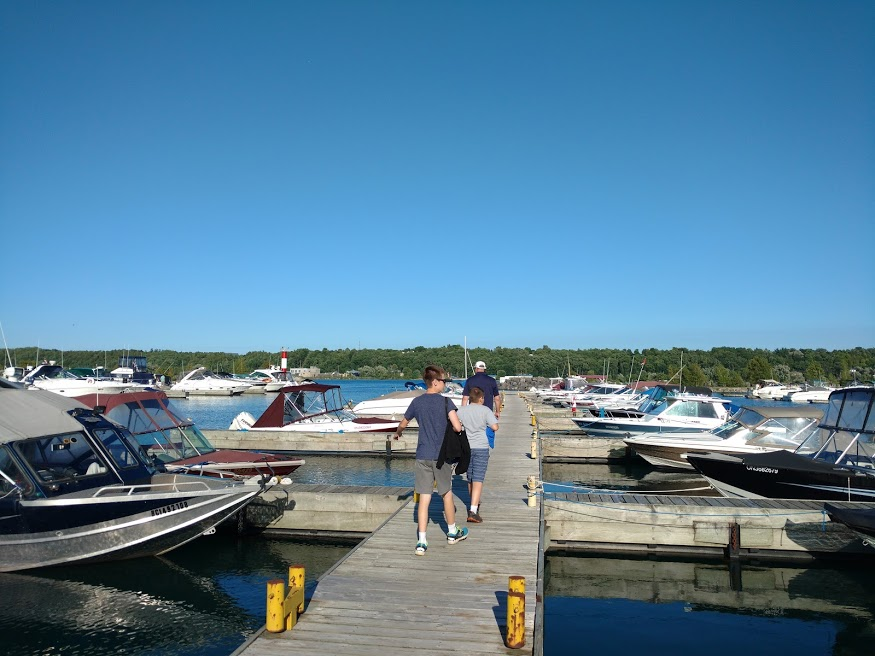 Purchasing property in Owen Sound provides a relaxed way of life surrounded by natural beauty.