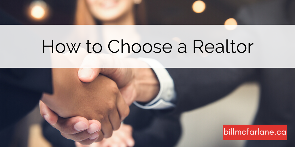 Learn what to look for and how to find the best Realtor for your specific needs.