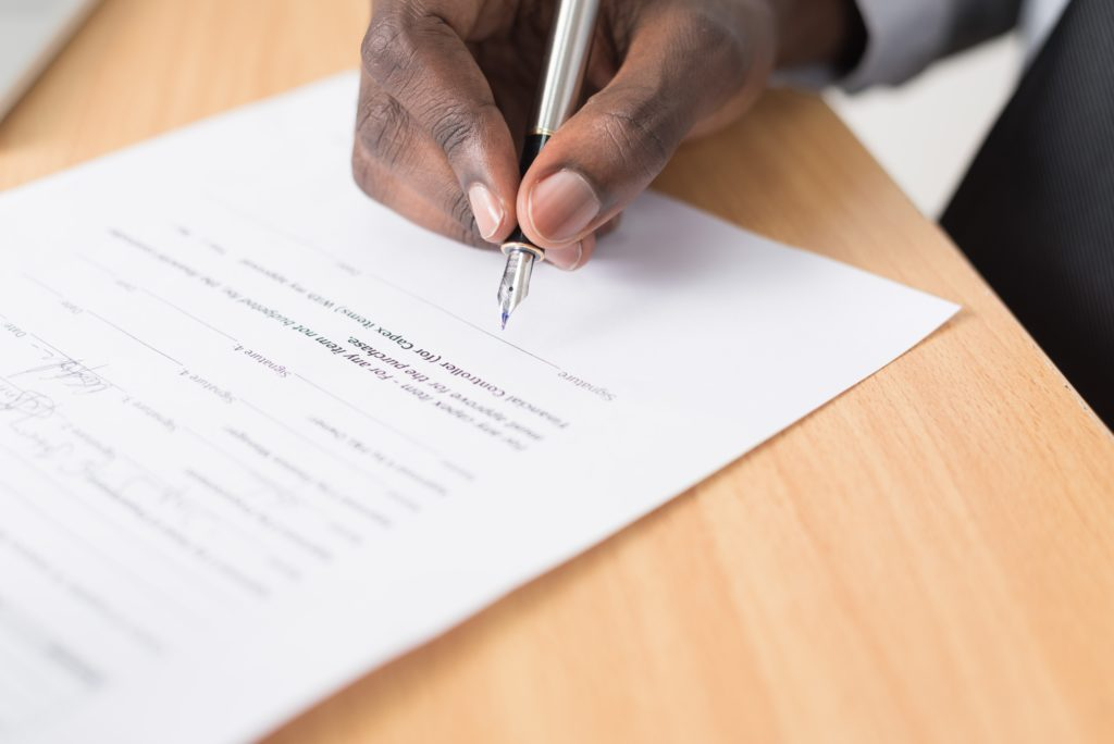 Understanding the terms of mortgage preapproval.