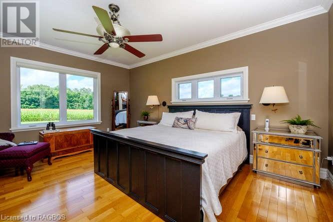 79938 Zion Church Road offers gleaming hardwood floors throughout the main level.