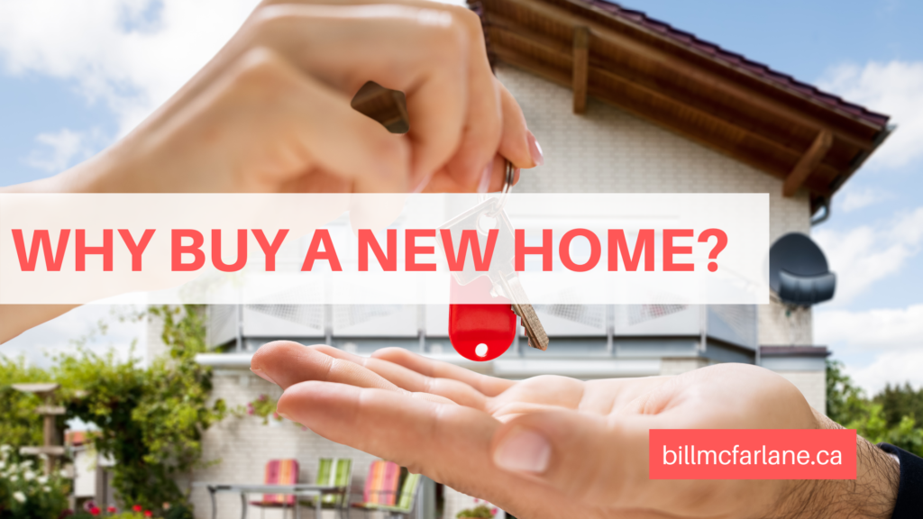 Why Buy a New Home